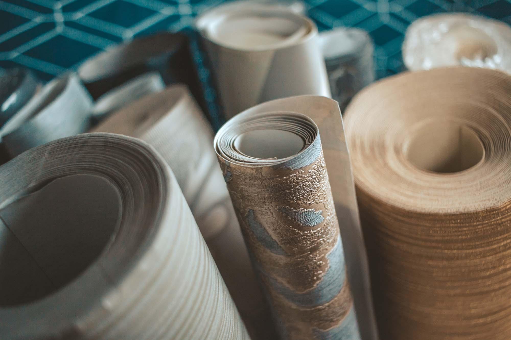Wallpaper rolls 2